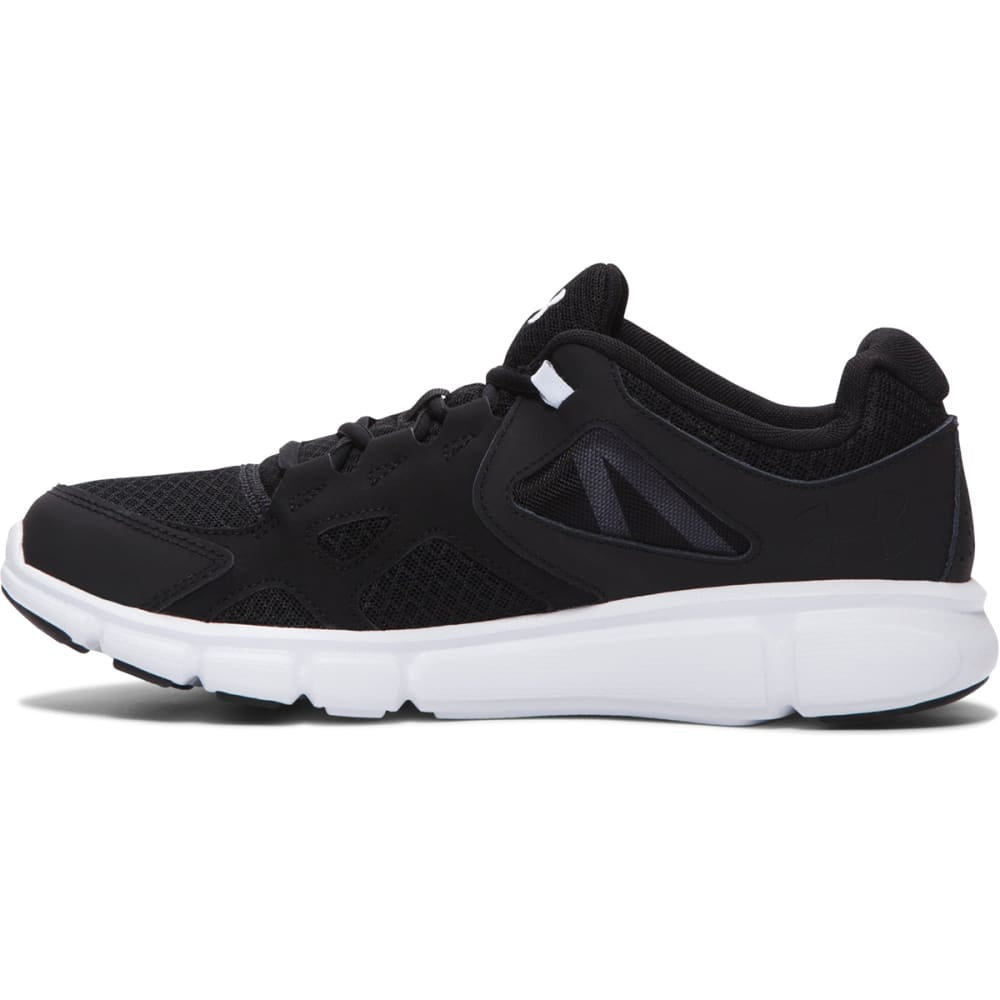 UNDER ARMOUR Men's Thrill Running Shoes - BLACK