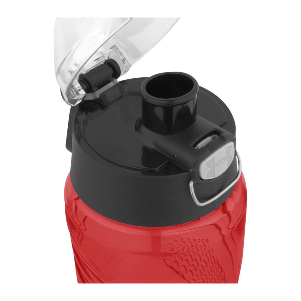 UNDER ARMOUR Draft 24 Oz. Tritan Bottle with Flip Top Lid - RED