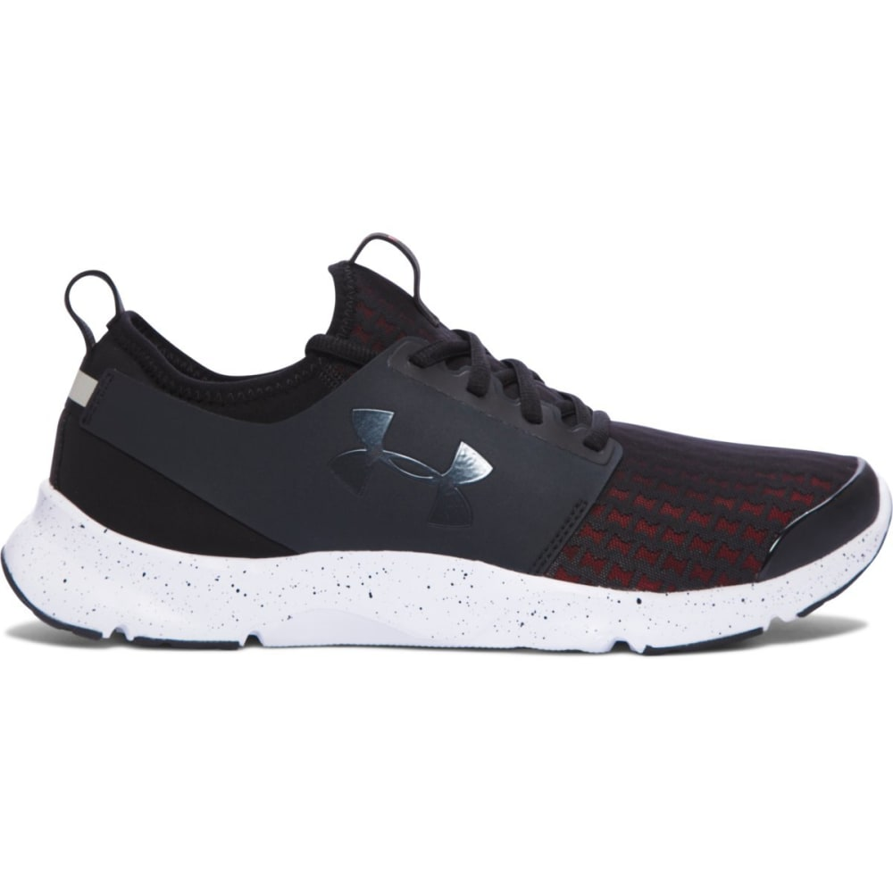 UNDER ARMOUR Men's Drift Running Shoes - BLACK