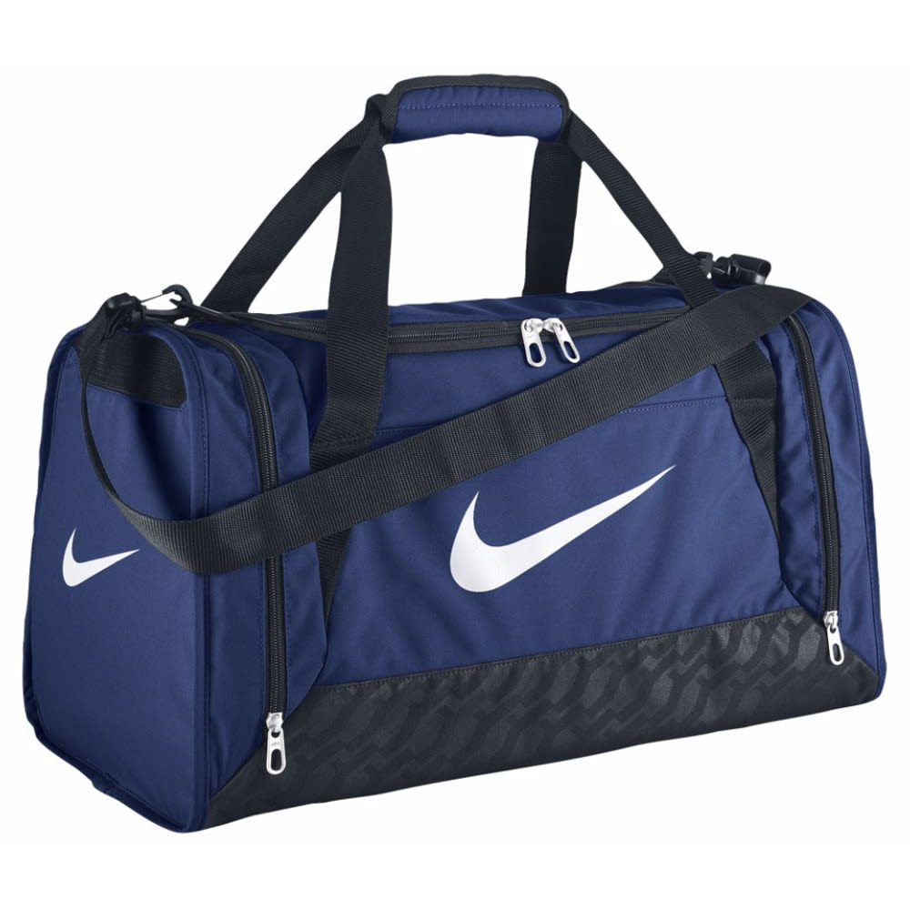 NIKE Brasilia 6 Duffel Bag, Small ONE SIZE