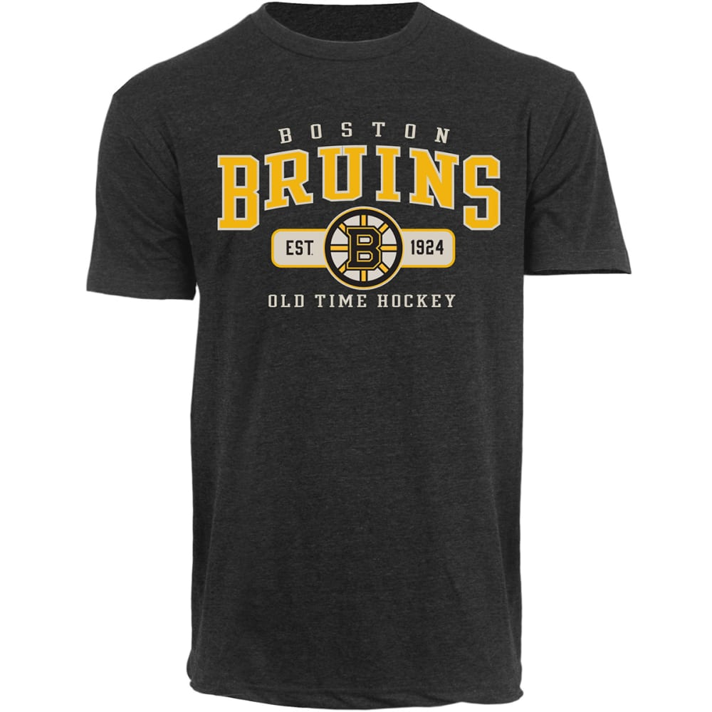 BOSTON BRUINS Men's Rollins Tee - BLACK