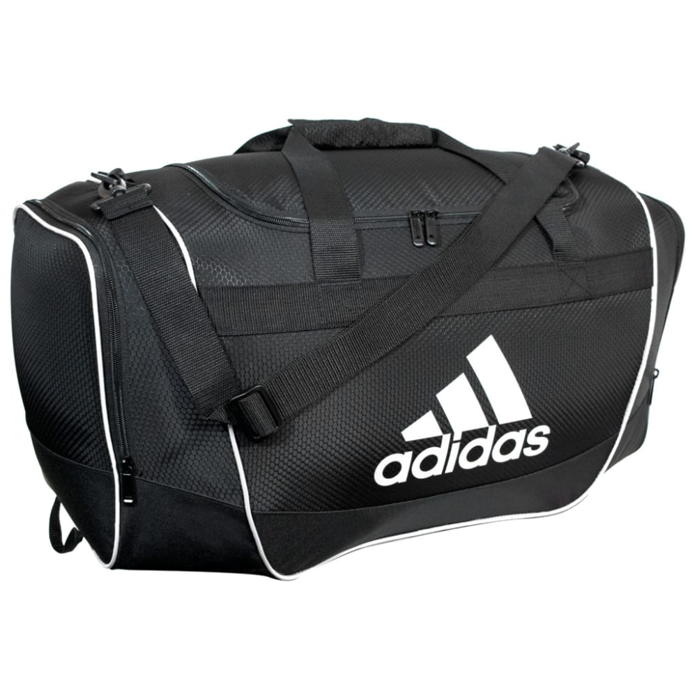 ADIDAS Defender II Duffel Bag, Small - BLACK 5136379
