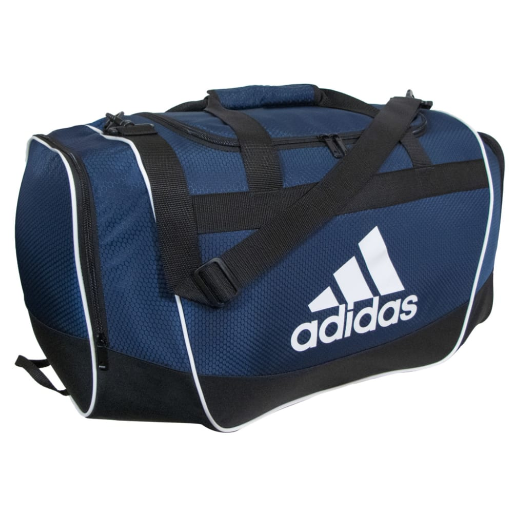 Adidas Defender Ii Duffel Bag, Small - Blue, ONESIZE