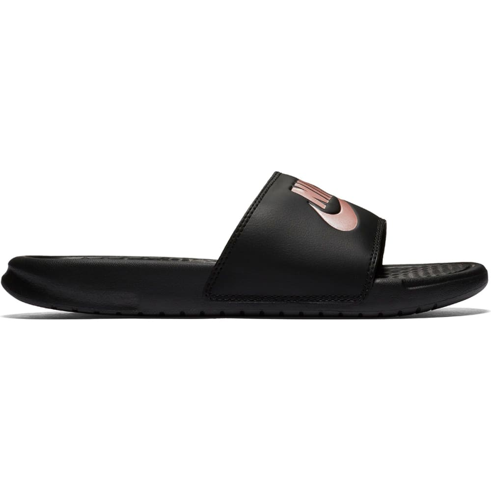NIKE Women's Benassi Just Do It Slide Sandals 6
