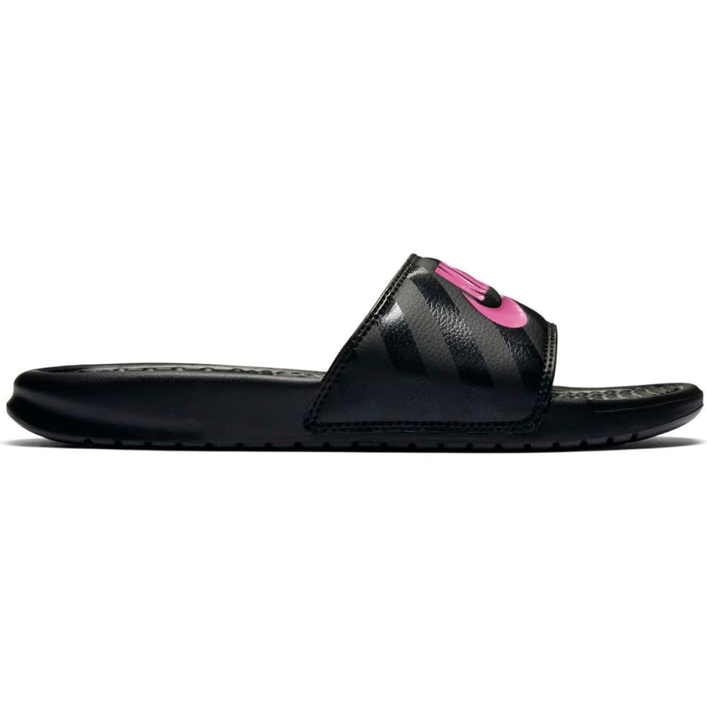 NIKE Women's Benassi Sandals 11