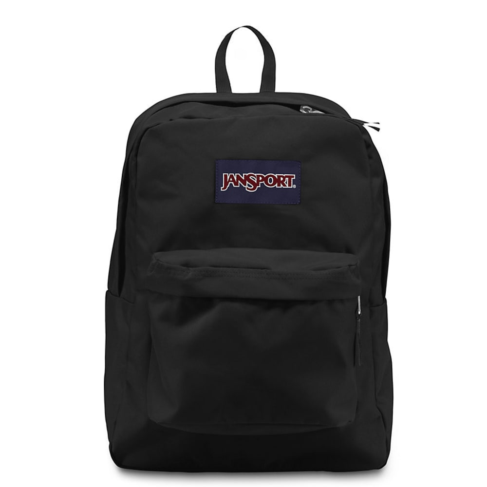 JANSPORT Superbreak Backpack - BLACK 008