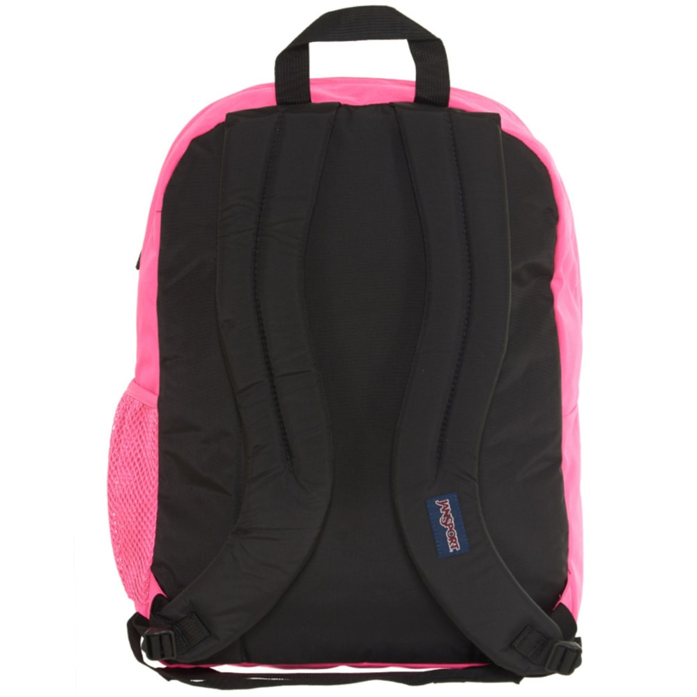 JANSPORT Big Student Backpack - CYBER PINK 018
