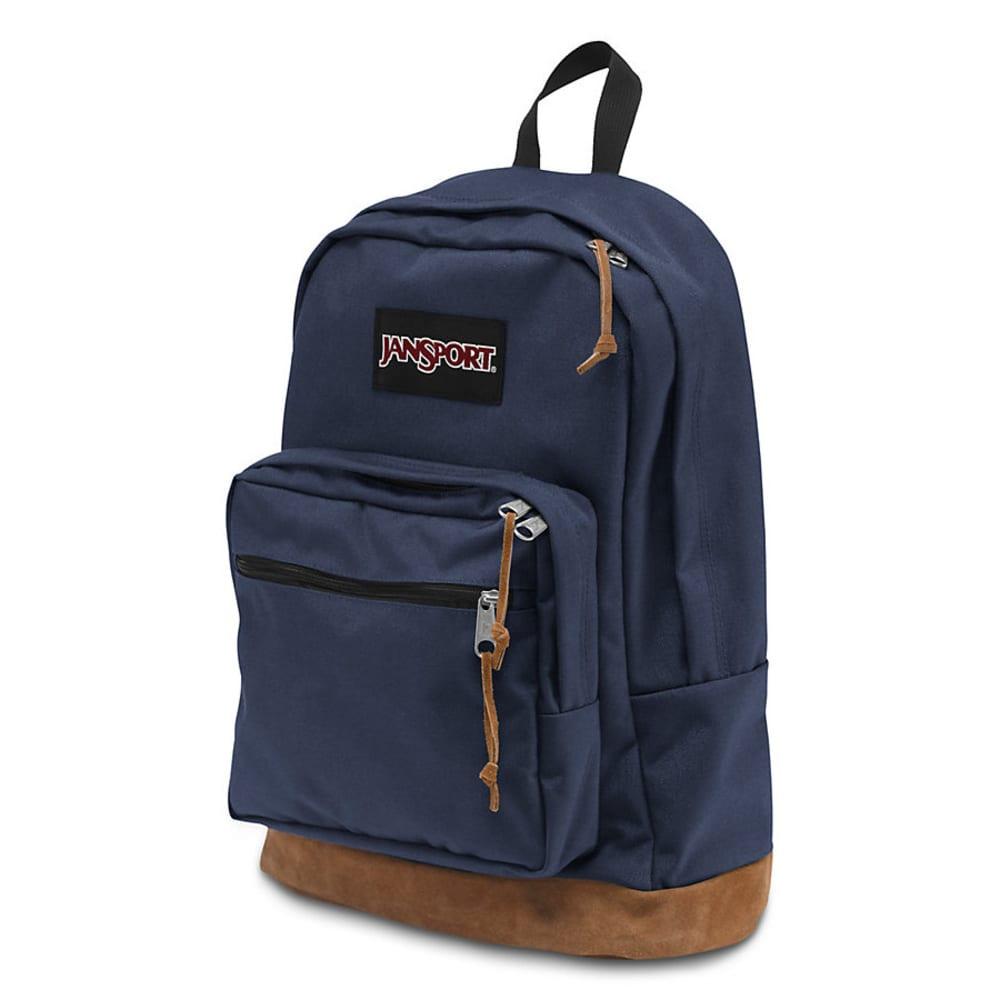 JANSPORT Right Pack Backpack - NAVY 003