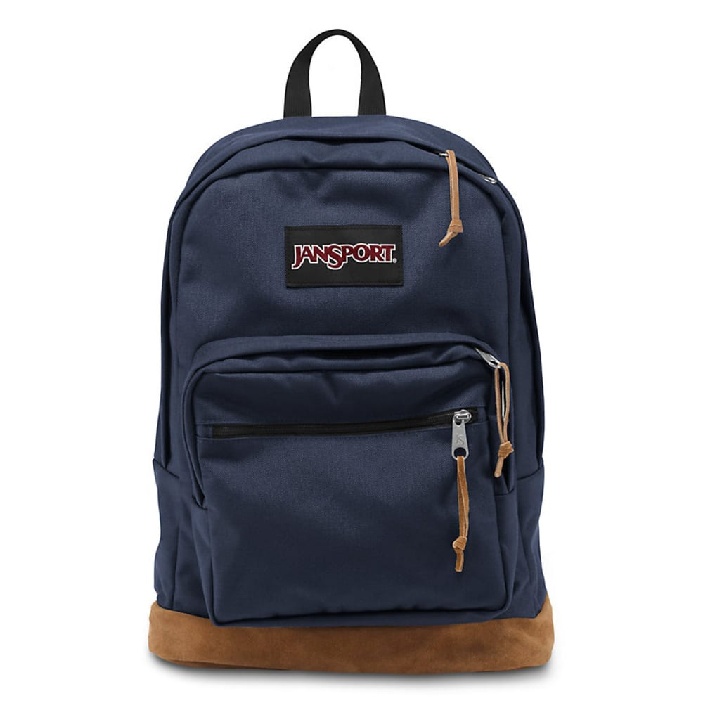JANSPORT Right Pack Backpack  - NAVY 003