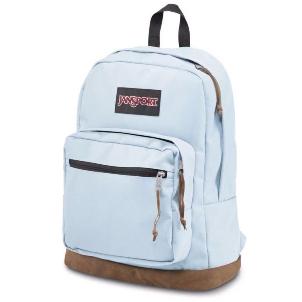JANSPORT Right Pack Backpack - PALEST BLUE-0SH