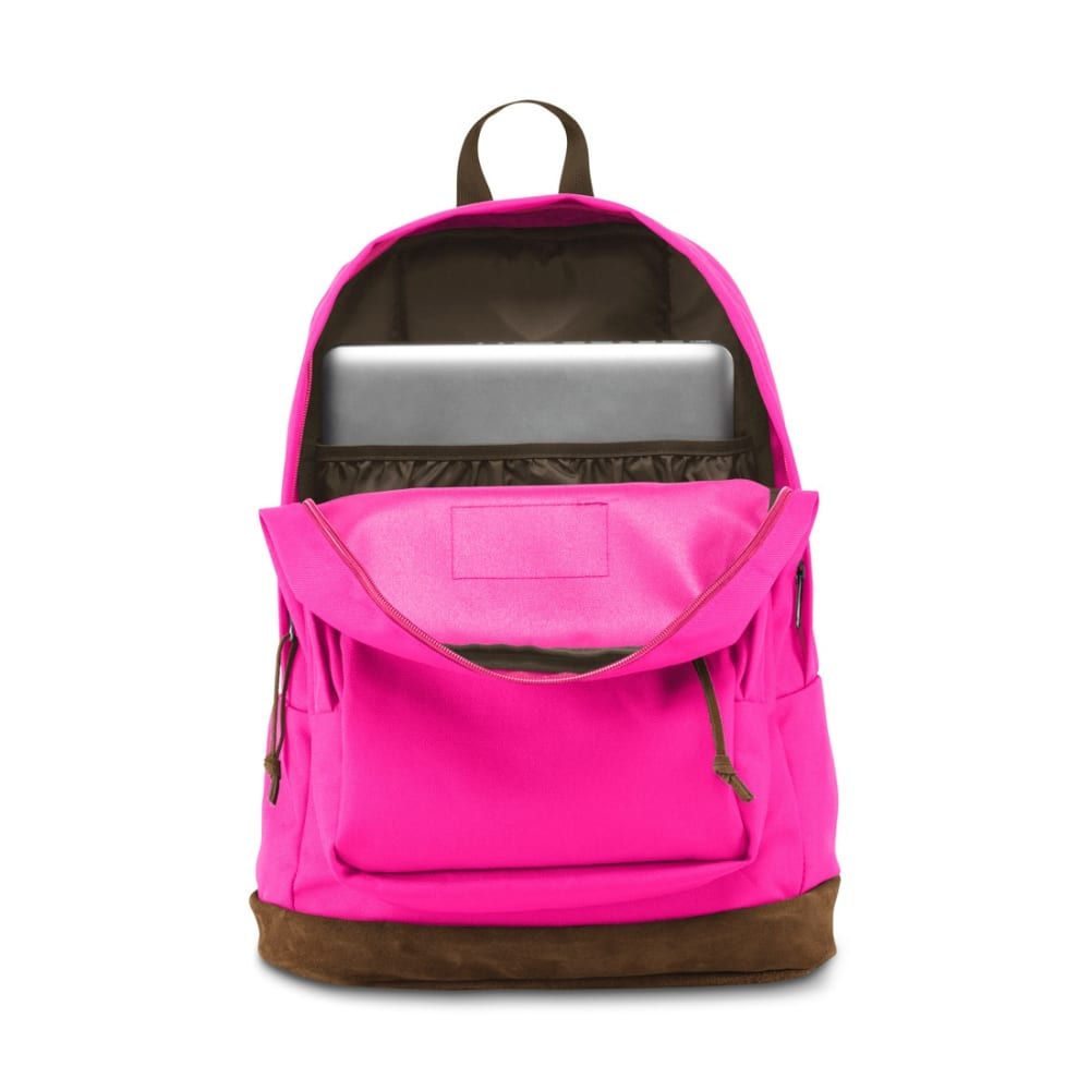 JANSPORT Right Pack Backpack - LIPSTICK PINK 05D
