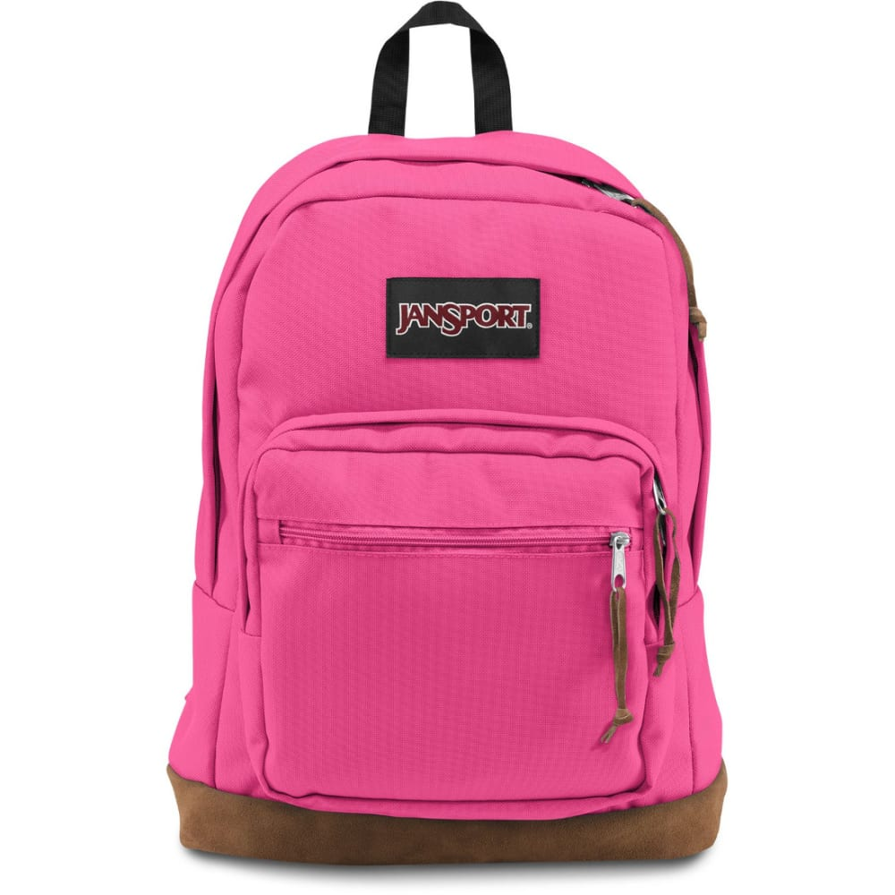 JANSPORT Right Pack Backpack - LIPSTICK PINK 05D