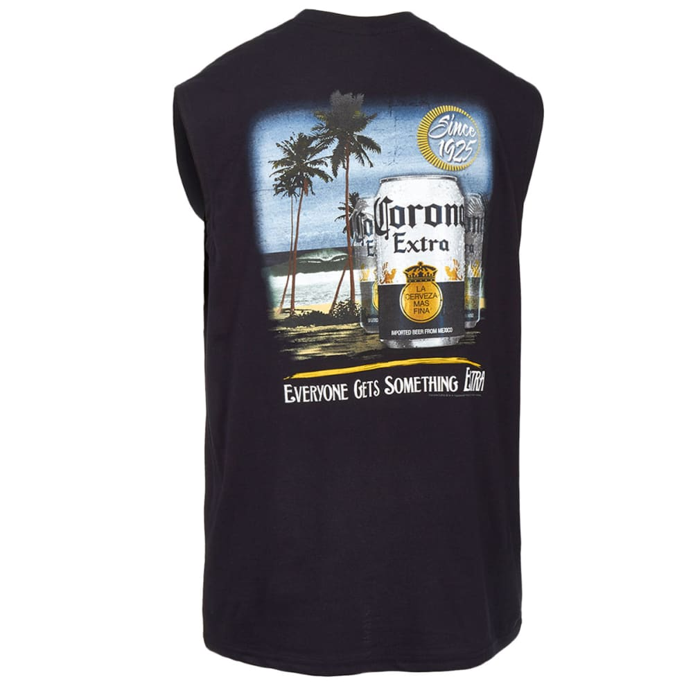 NEWPORT BLUE Men's Corona Find Your Beach Tank - 417-NAVY
