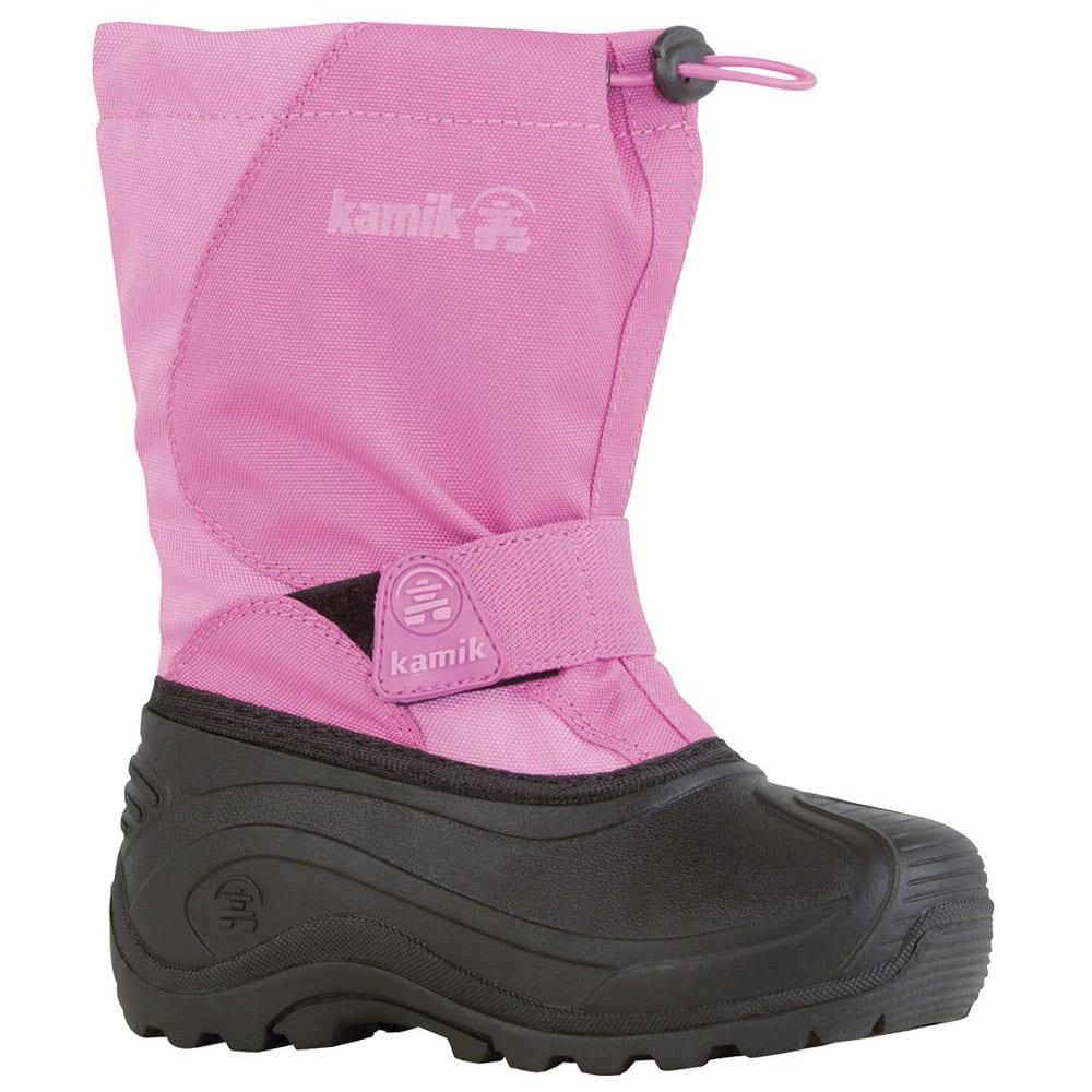 KAMIK Girls' Snowfox Snow Boots - MAGENTA