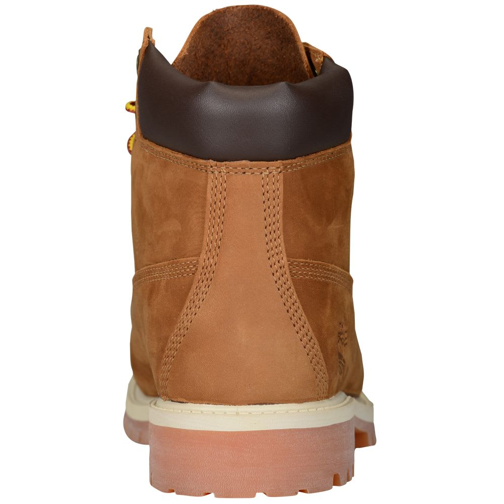 TIMBERLAND Kids' 6 in. Premium Waterproof Boots - RUST