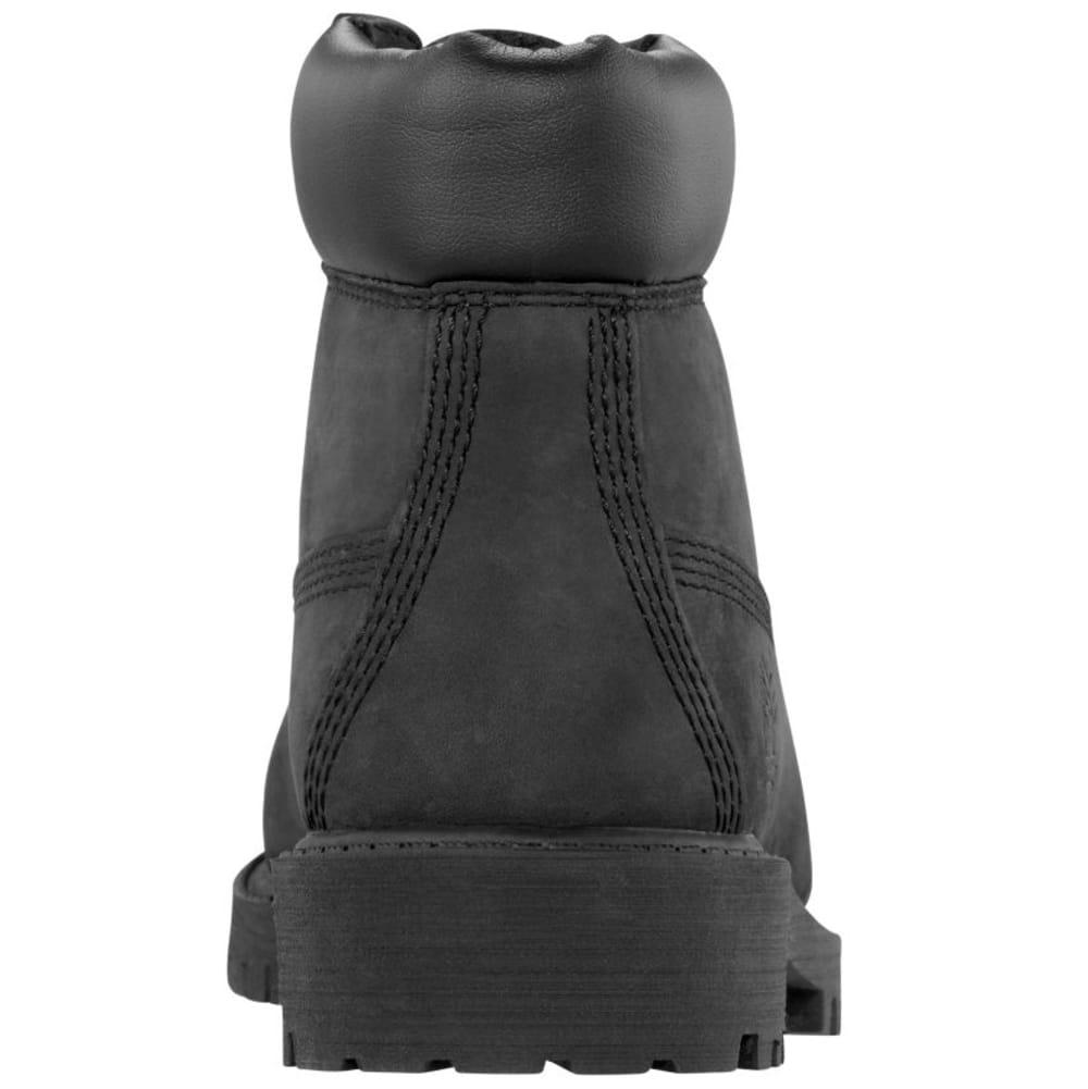 TIMBERLAND Kids' 6 in. Premium Waterproof Boots - BLACK