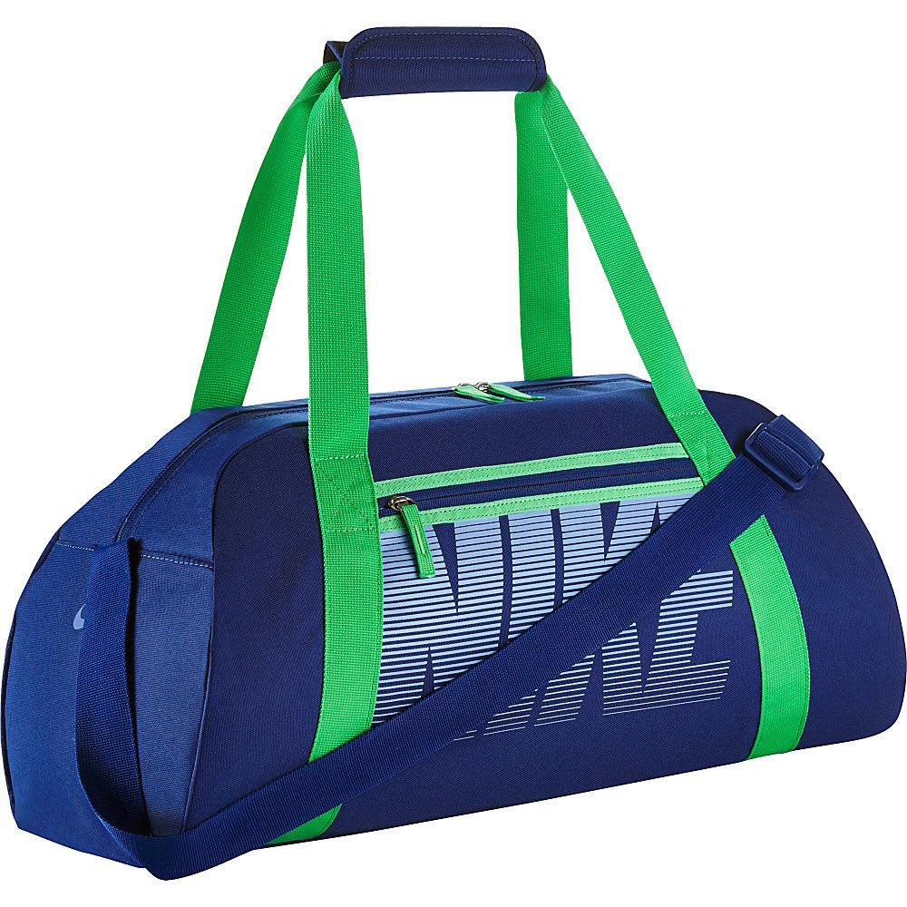 NIKE Women's Gym Club Training Duffel Bag - DEEP ROYAL 455