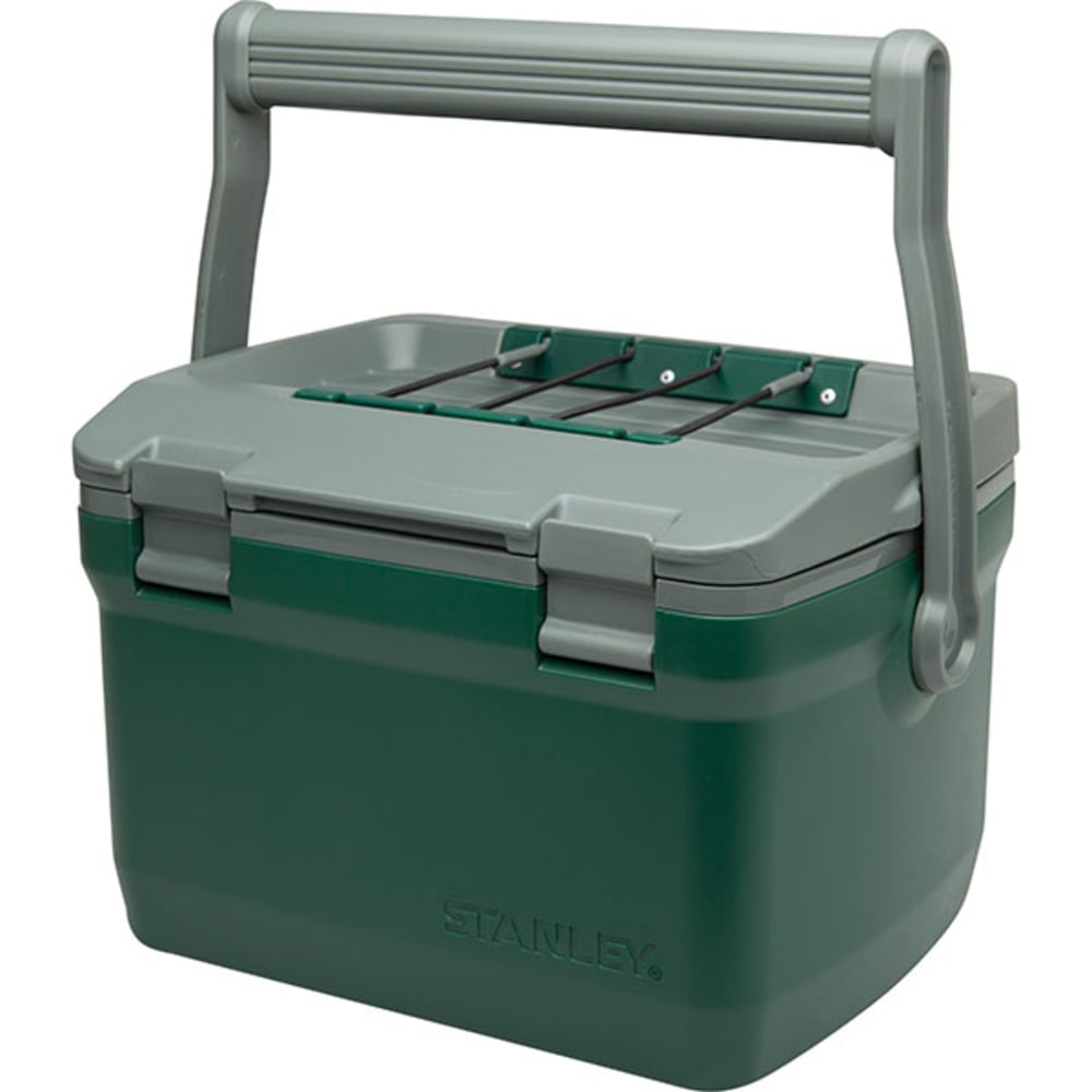 STANLEY 7QT Adventure Cooler - MEDIUM GREEN