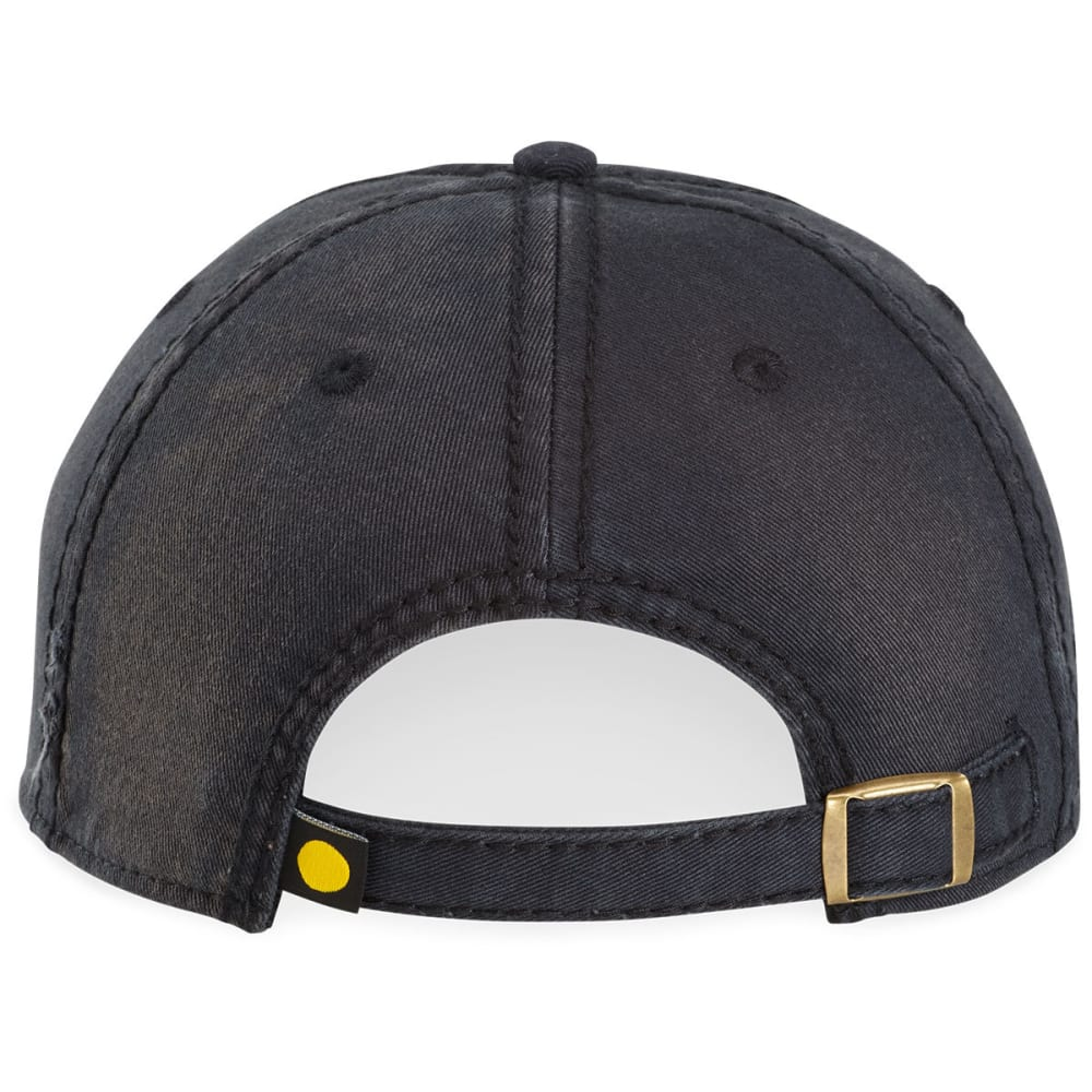 LIFE IS GOOD Ride On Sunwashed Chill Cap - NIGHT BLACK