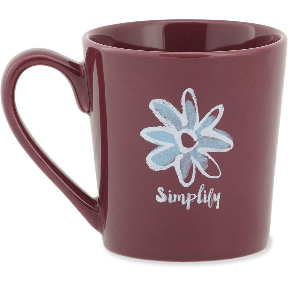 LIFE IS GOOD Simplify Everyday Mug - NO COLOR