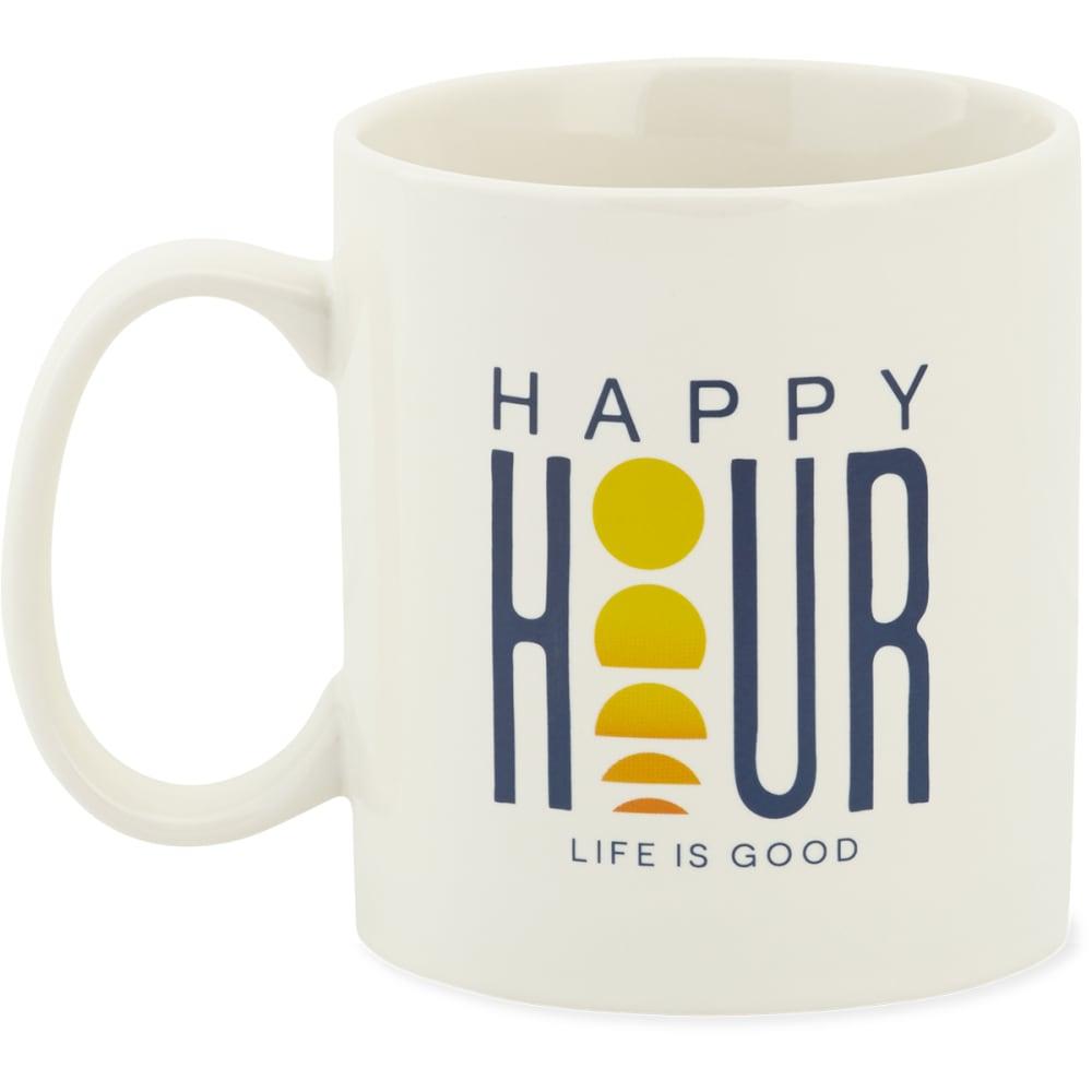 LIFE IS GOOD Happy Hour Sunset Jake's Mug - NO COLOR