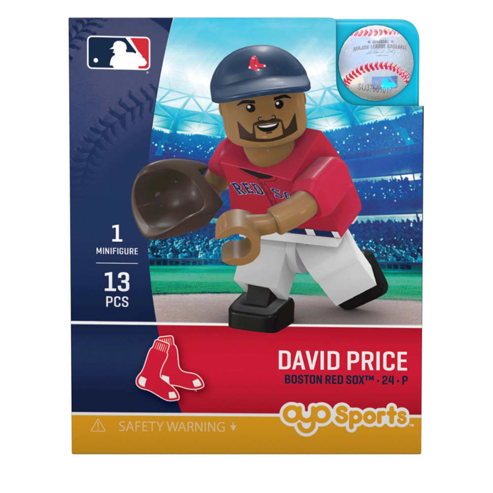 BOSTON RED SOX David Price Oyo Figure - ASSORTED