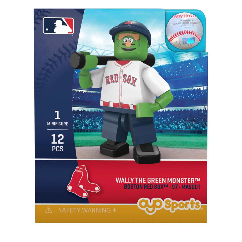 BOSTON RED SOX Wally Oyo Figure - ASSORTED