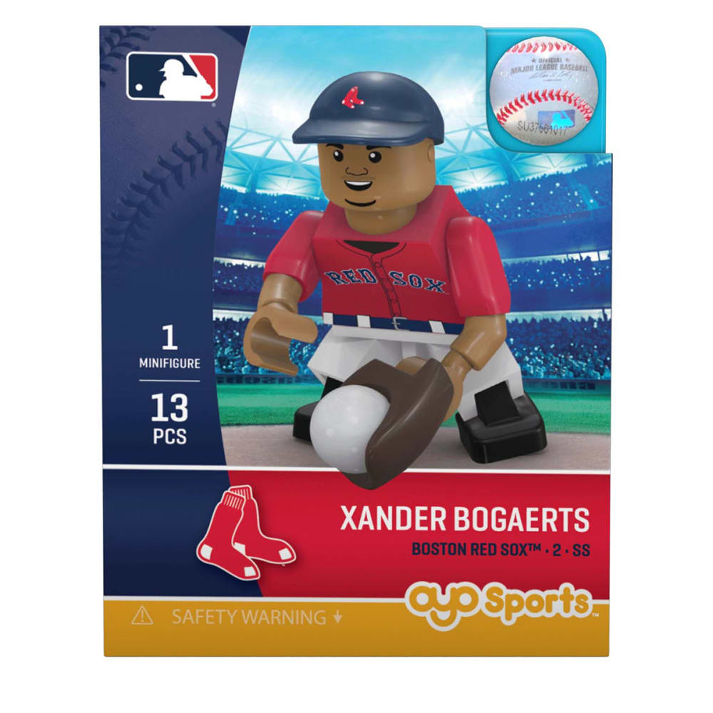 BOSTON RED SOX Xander Bogaerts Figure - ASSORTED