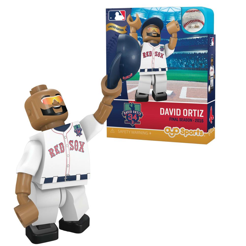 BOSTON RED SOX Ortiz Retirement Oyo Figure - ASSORTED