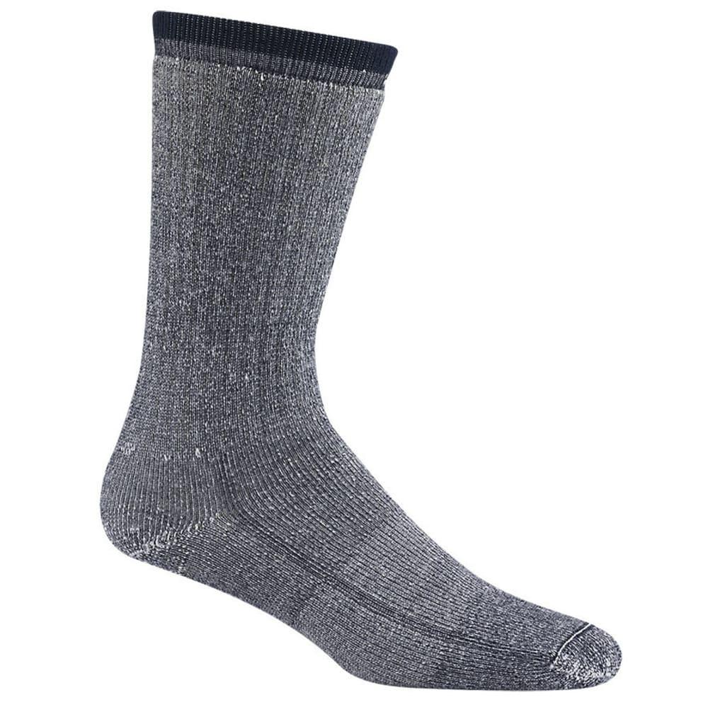 WIGWAM Men's Merino Comfort Hiker Crew Socks - NAVY 43A