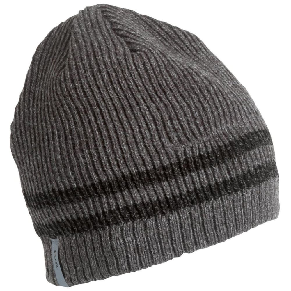 TURTLE FUR Men's Mr. Happy Beanie - CHARCOAL/BLK - 429