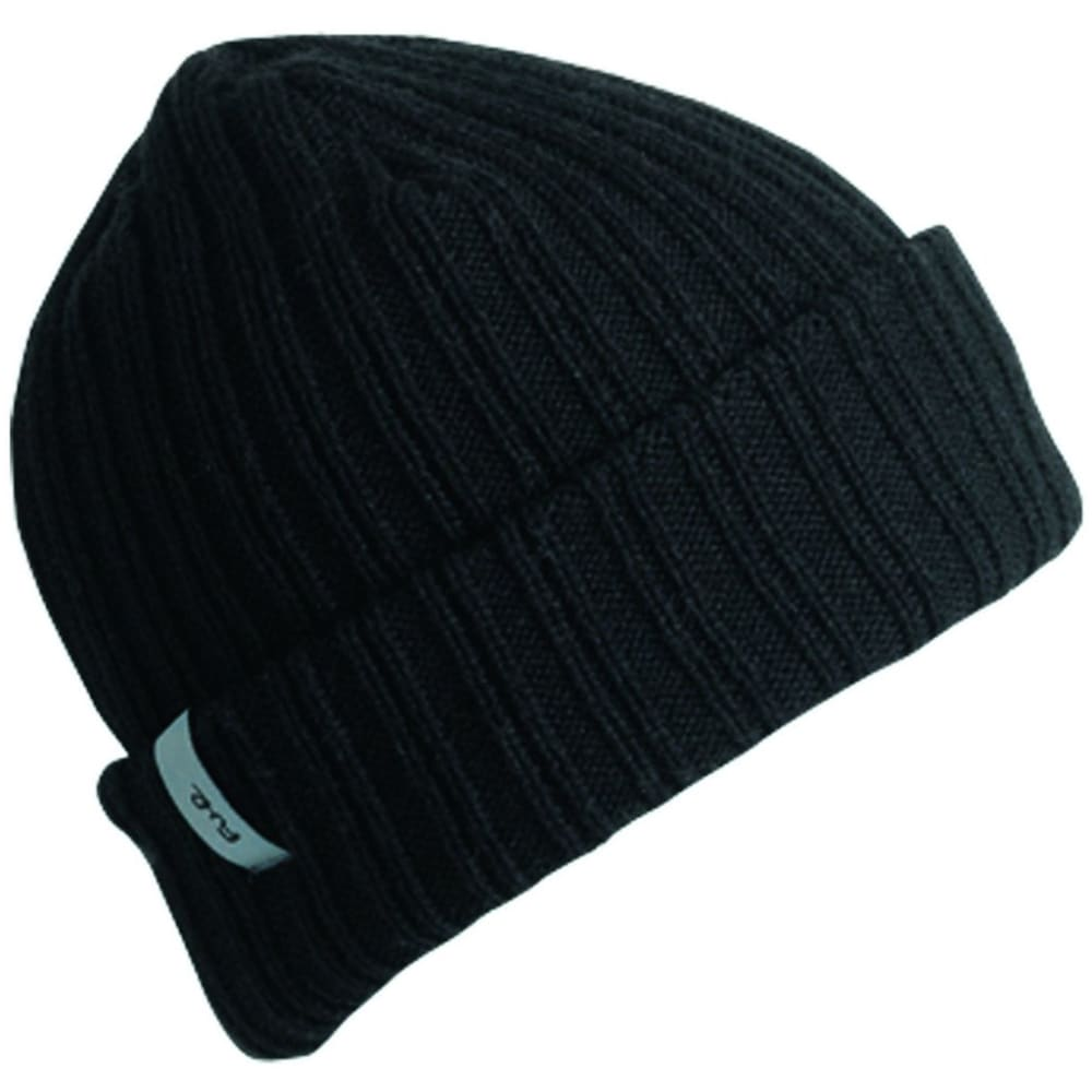 TURTLE FUR Men's Wild Bill Beanie - BLACK - 101