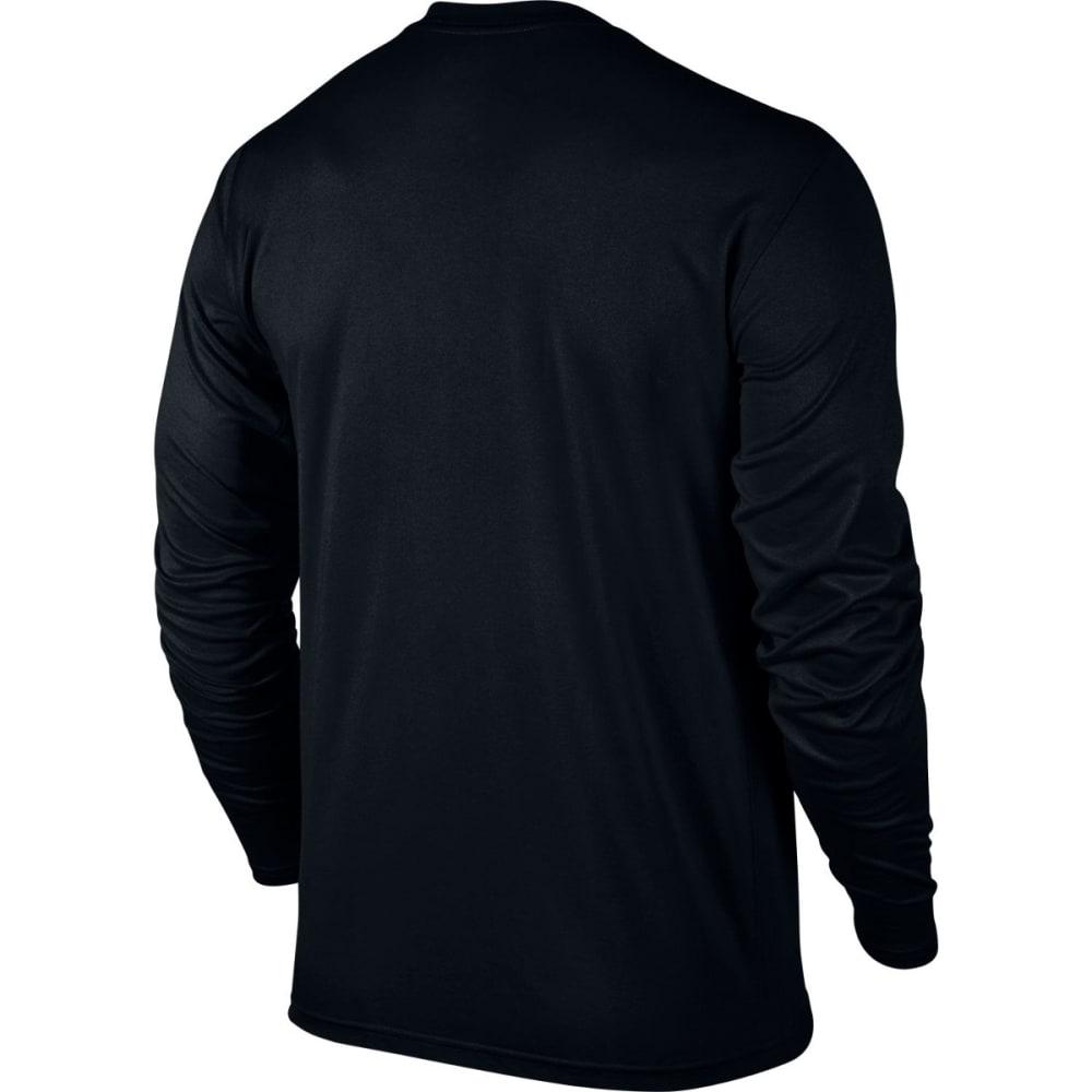 NIKE Men's Legend 2.0 Training Shirt - BLACK/BLACK-010