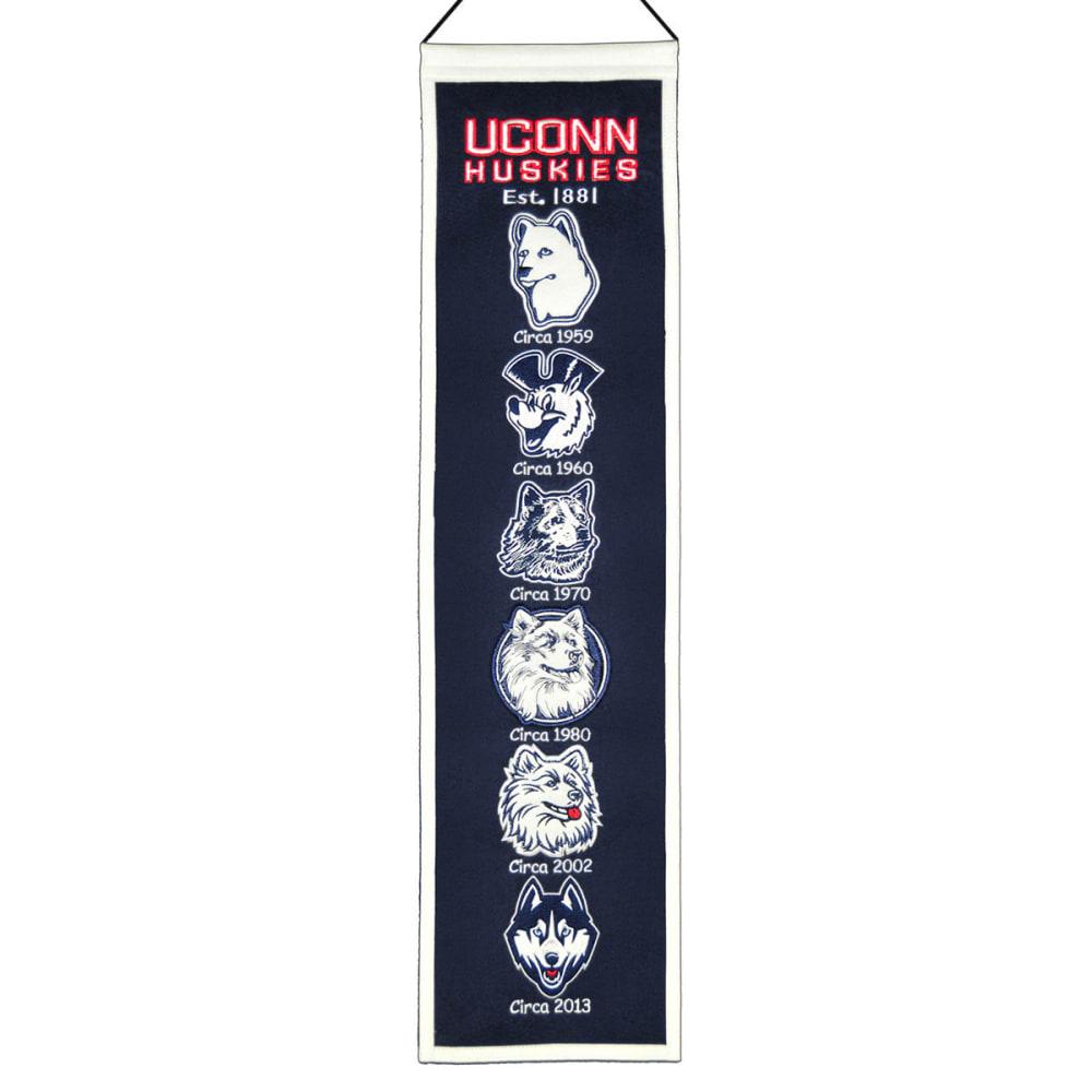 UCONN Heritage Banner - ASSORTED
