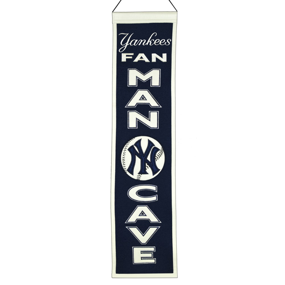 NEW YORK YANKEES Man Cave Banner - ASSORTED