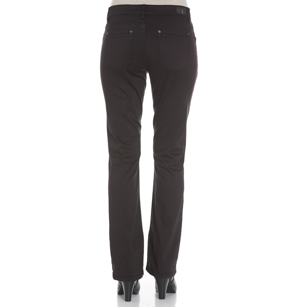 SUPPLIES BY UNIONBAY Women's Shaylee 5-Pocket Boot Cut Jeans - 001J BLACK
