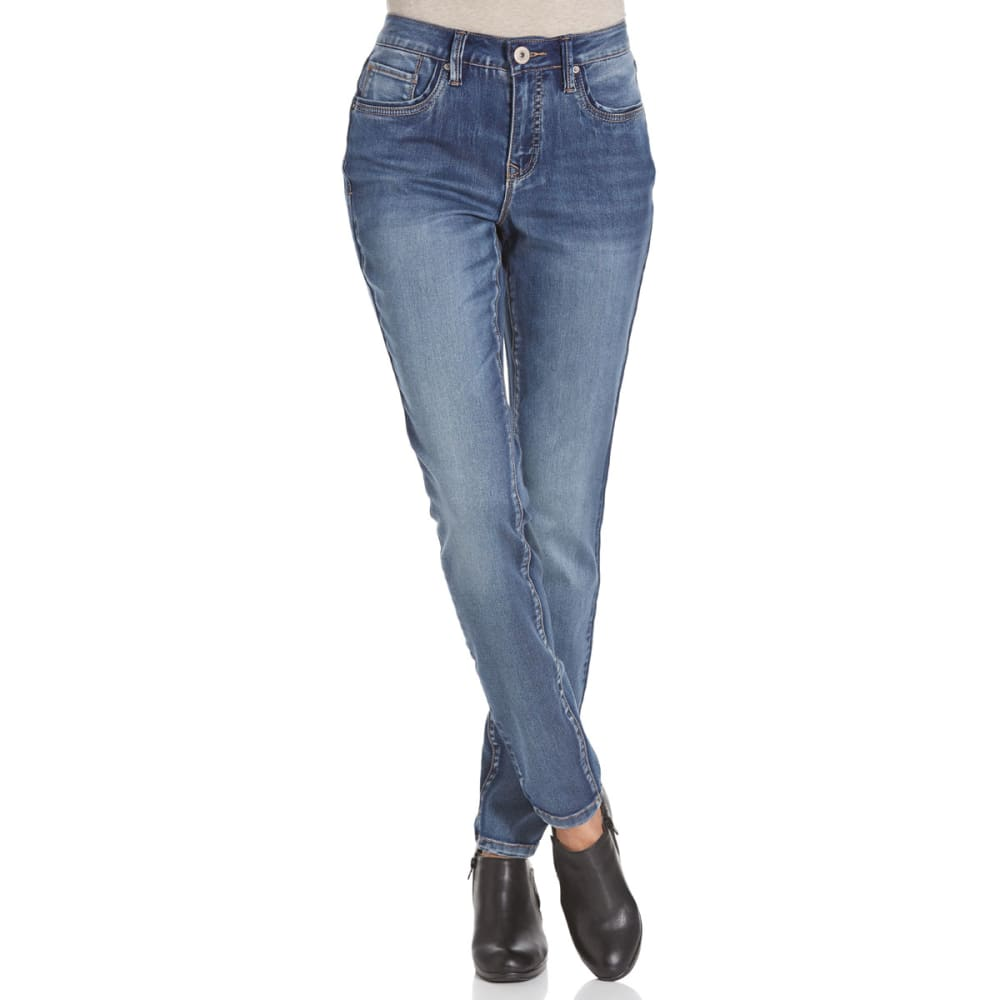 STITCH+STAR Women's Super Soft Skinny Denim - C1-LUKE LIGHT WASH