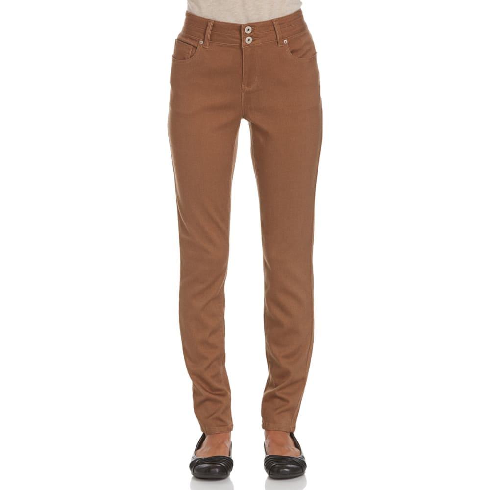 STITCH+STAR Women's VP Color Skinny Pants - AC-CAMEL