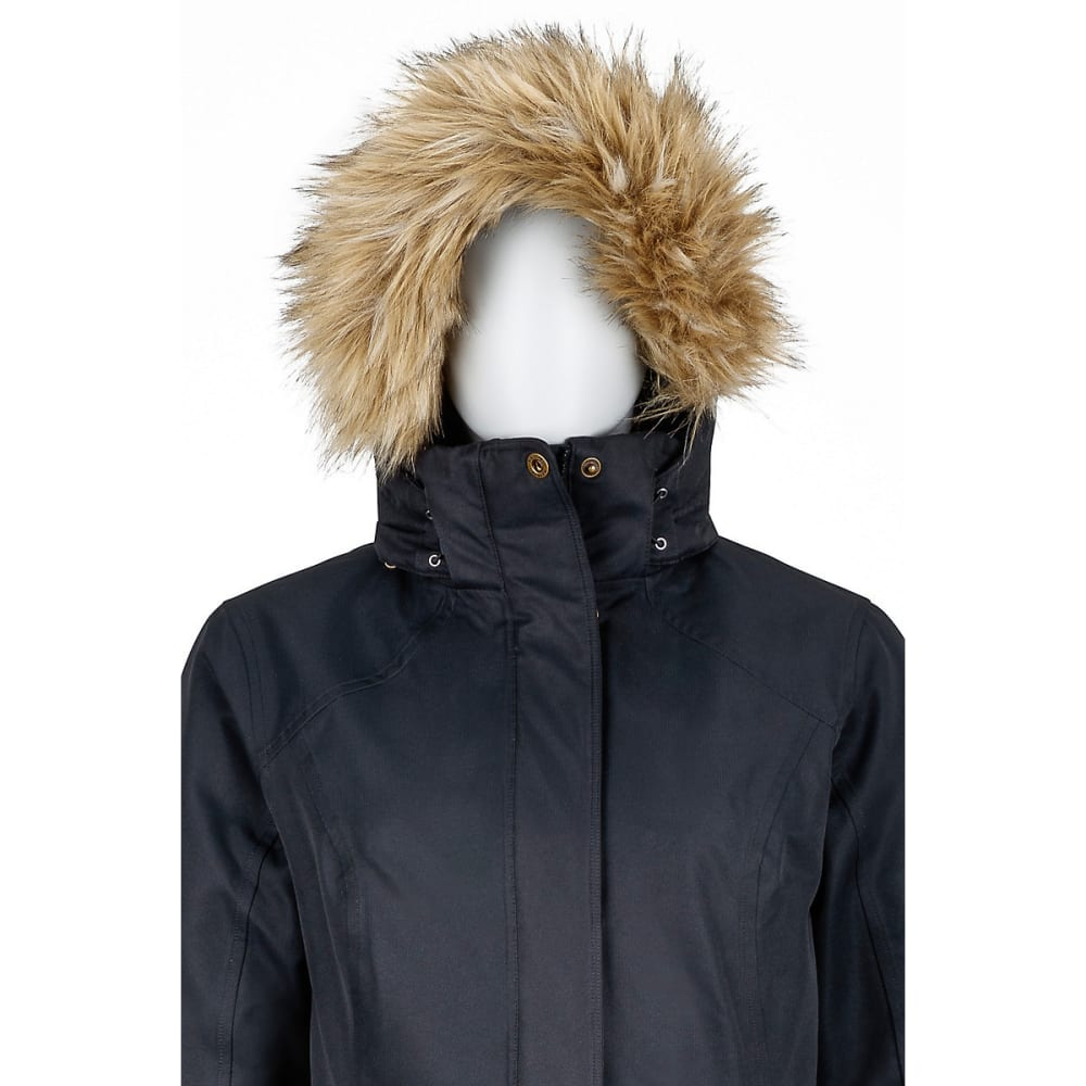 MARMOT Women's Chelsea Coat - BLACK