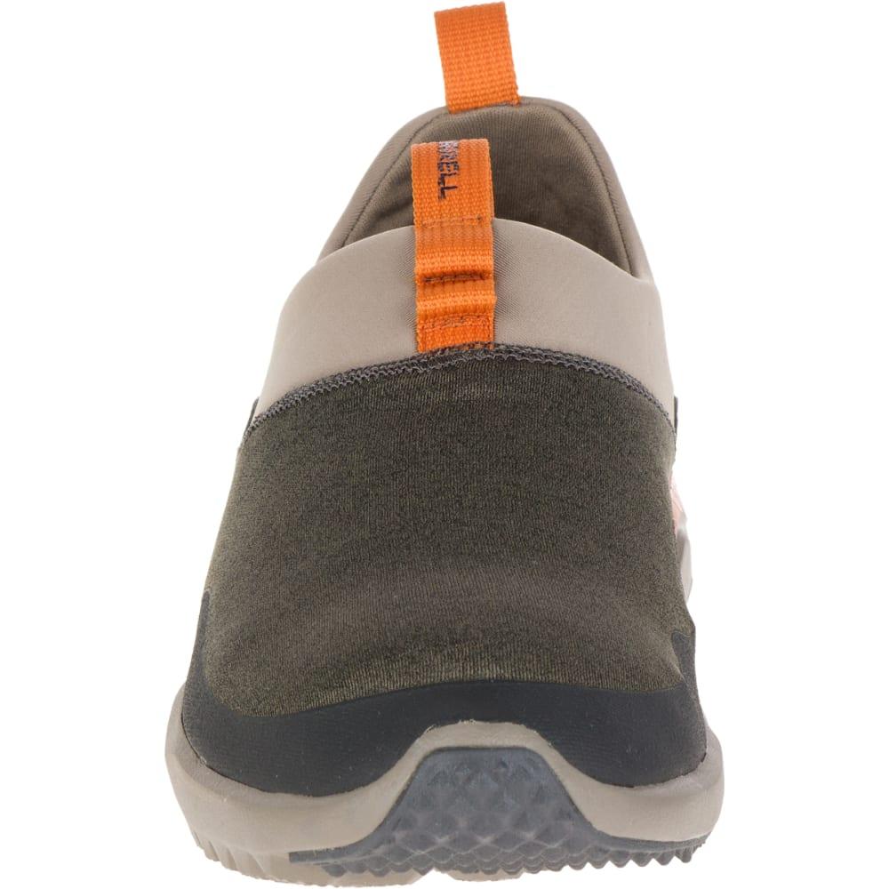 MERRELL Men's 1SIX8 Moc Shoes, Dusty Olive - DUSTY OLIVE