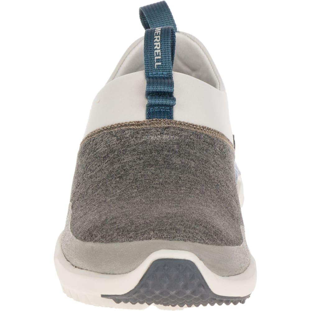 MERRELL Men's 1SIX8 Moc Shoes, Aluminum - ALUMINUM