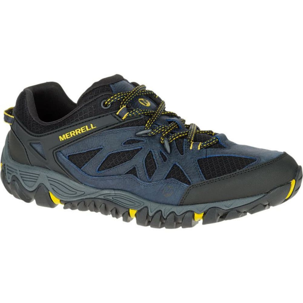 MERRELL Men's All Out Blaze Ventilator Hiking Shoes, Sodalite - SODALITE