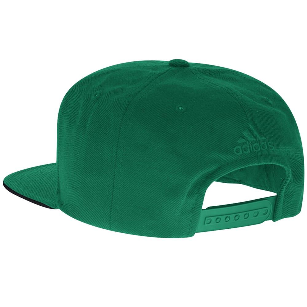 ADIDAS Men's Boston Celtics Tonal Snapback Cap - GREEN