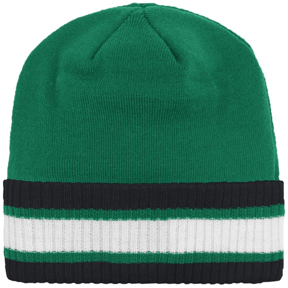 ADIDAS Boston Celtics Captains Knit Beanie - GREEN/BLACK/WHITE