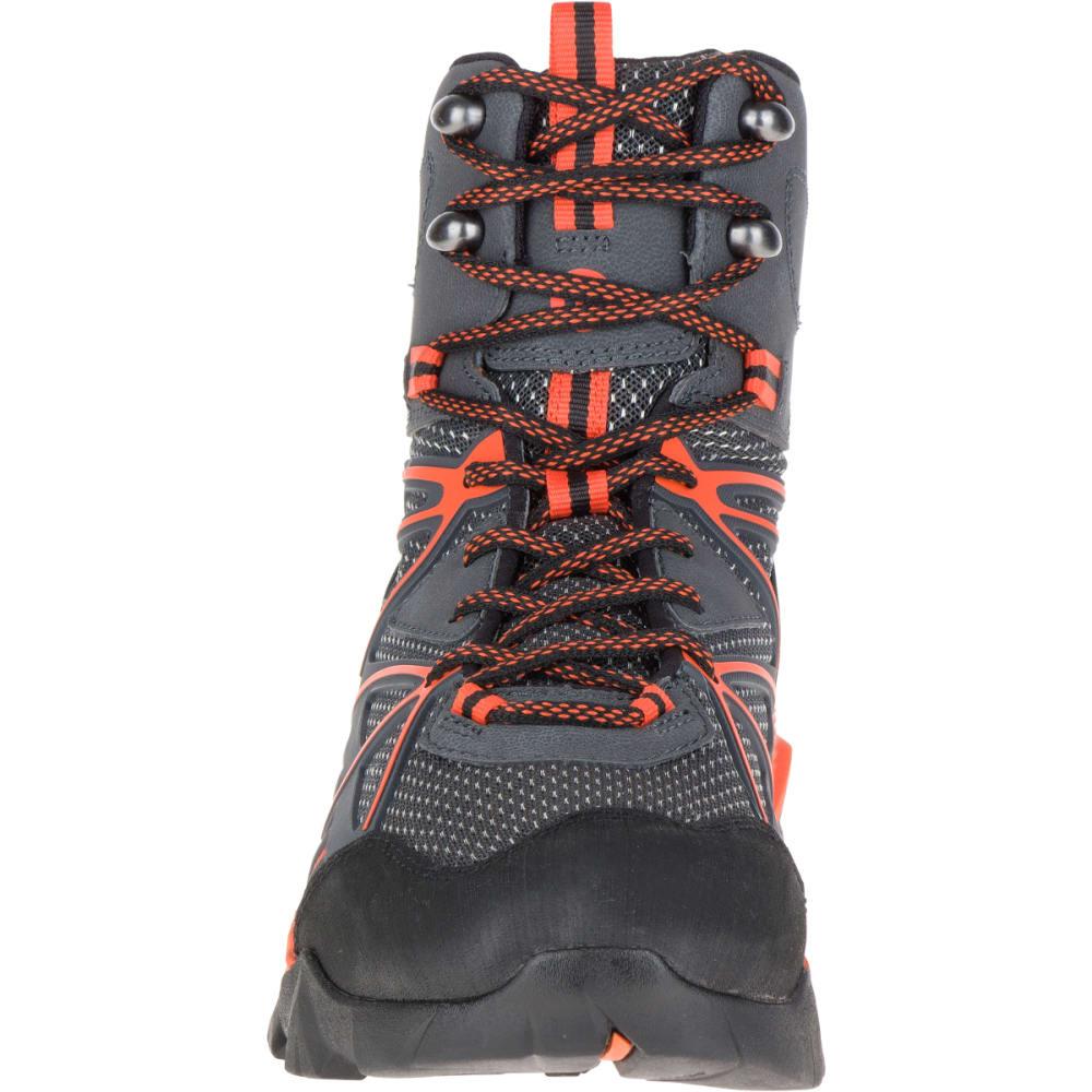 MERRELL Men's Capra Venture Mid Gore-Tex® Surround™ Hiking Boots, Granite - GRANITE
