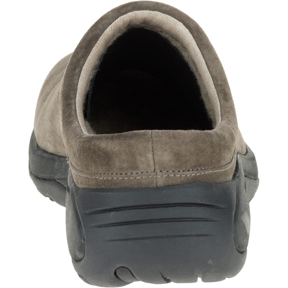 MERRELL Men's Encore Chill Slide, Gunsmoke - GUNSMOKE