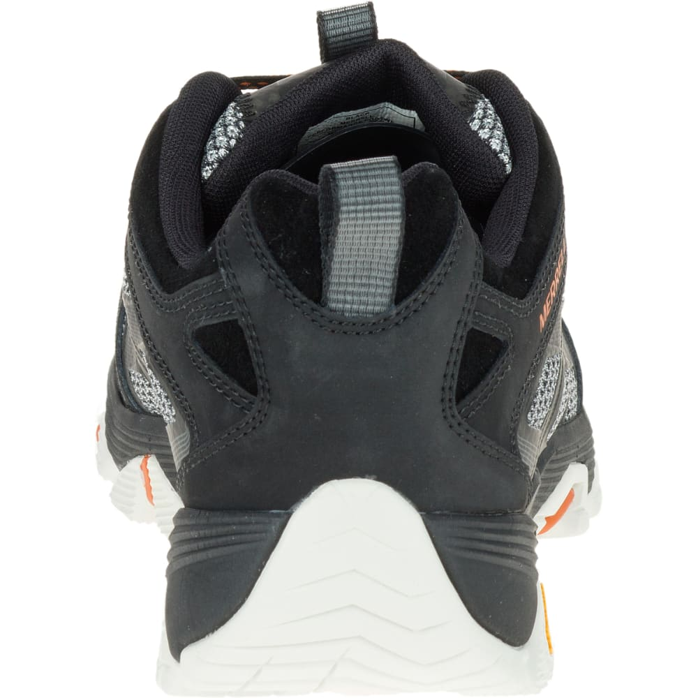 MERRELL Men's Moab FST Sneaker, Black - BLACK