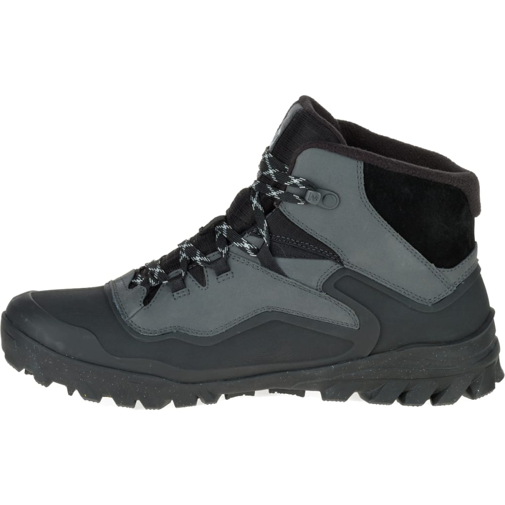MERRELL Men's Overlook 6 Ice+ Waterproof Boots, Granite - GRANITE