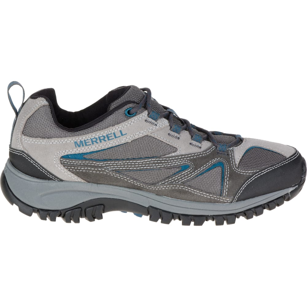 MERRELL Men's Phoenix Bluff Hiking Shoe, Grey - GREY