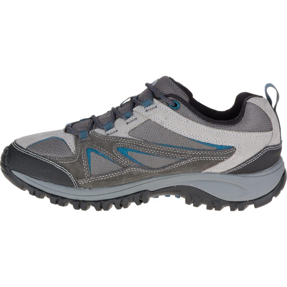MERRELL Men's Phoenix Bluff Waterproof Hiking Shoe, Grey - GREY